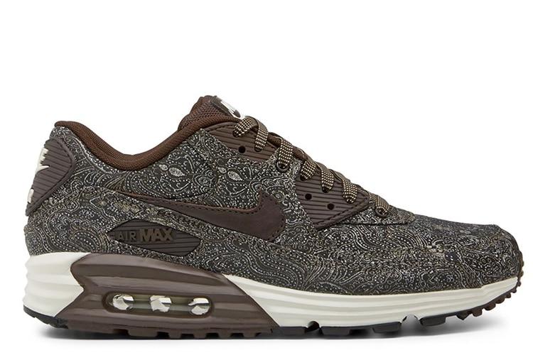 nike air max 90 lunar shoe design