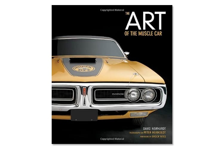the art of the muscle car collectors edition