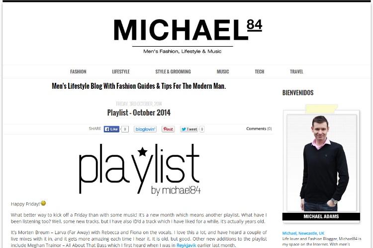 michael 84