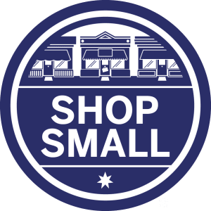 shop small walk