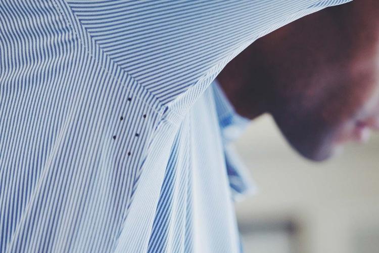 white shirts insite design