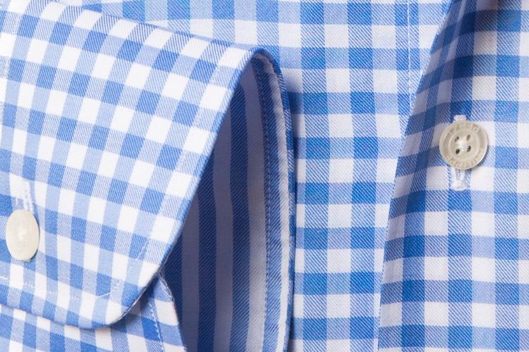 carlo riva shirt button