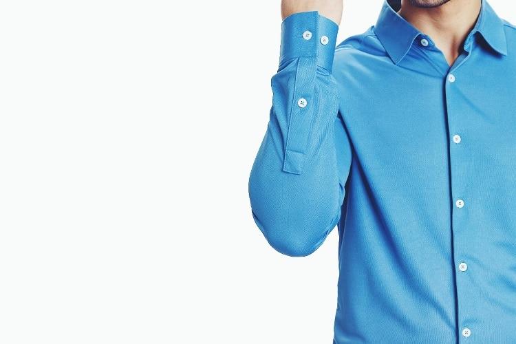 archive color shirts wrist