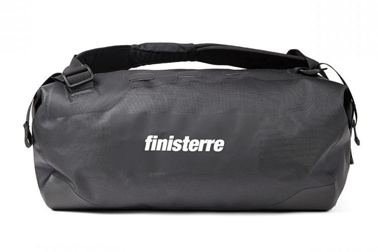 finisterre waterproof duffel bag