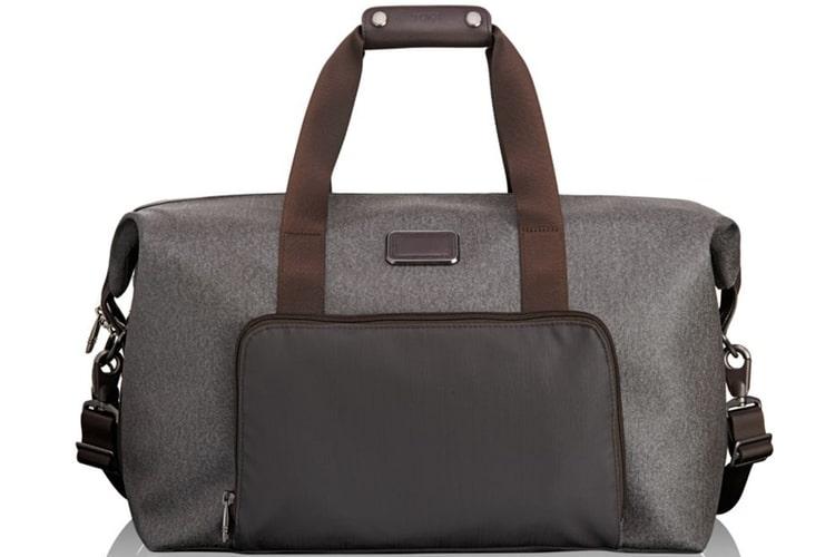 tumi alpha 2 double expansion travel satchel