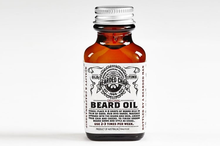 beard cleaner beard oil