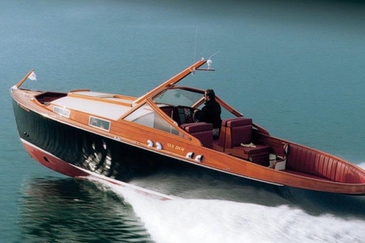 geronimo wooden boat