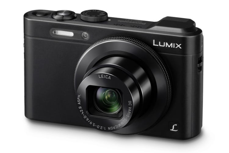 panasonic lumix lf1 camera front side