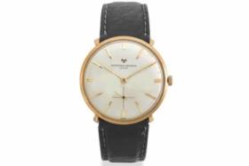 vacheron and constantin 18ct gold wristwatch
