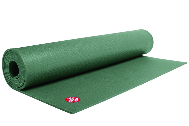 exercise mat blue