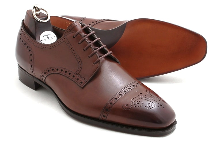 gaziano and girling buccleugh men leather shoe