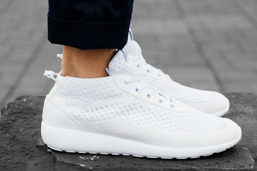 The Whiteout - 7 Dope White Sneakers