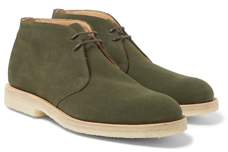 mark mcnairy crepe soled desert men boot