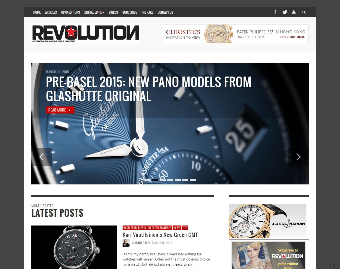 Revolution Press