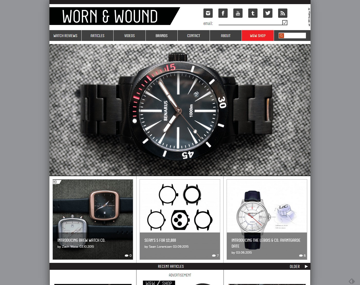 worn wound Watch blog watch reviews watch news Worn and Wound