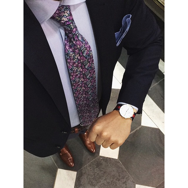 the tailored man