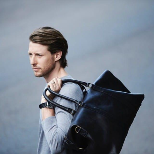 nick tobias bag in the shoulder