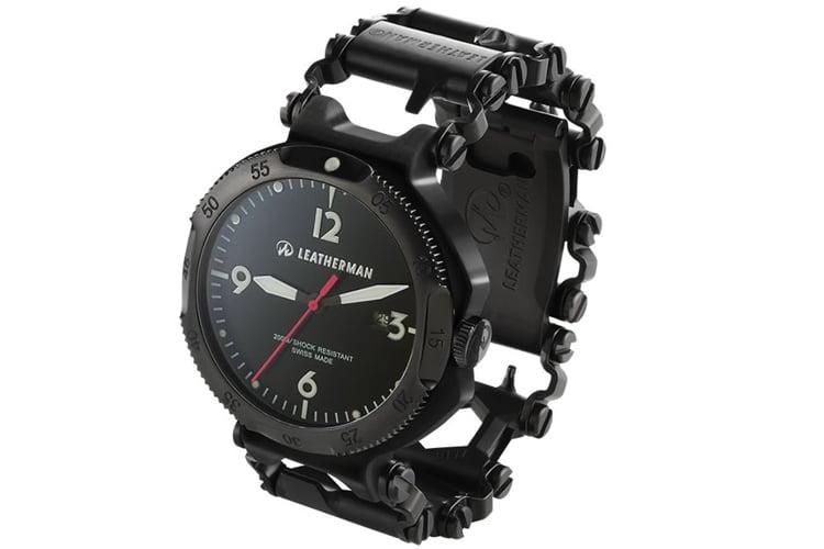 leatherman black watch