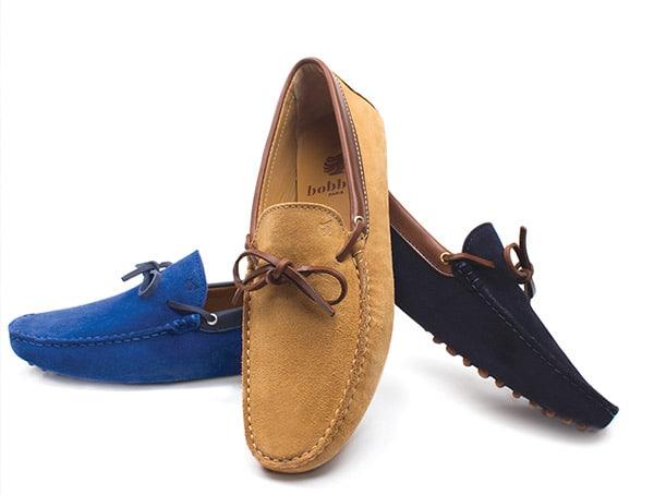 bobbies paris collection loafers design