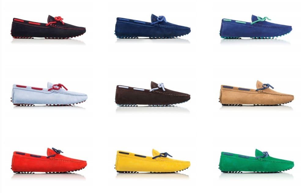bobbies paris collection loafers colors