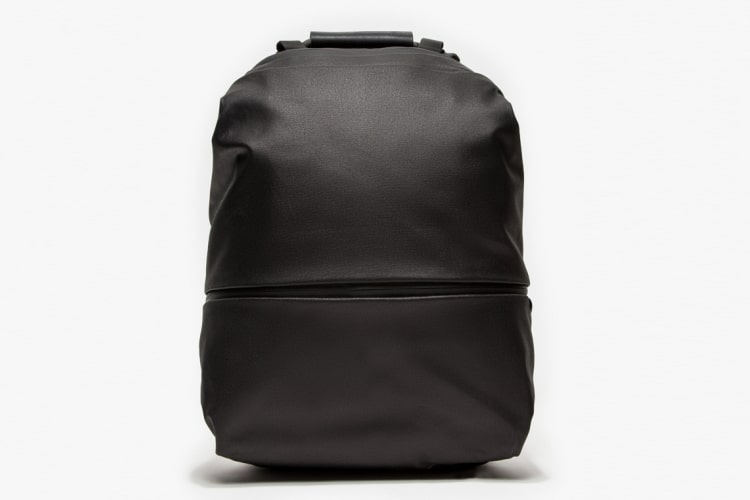 meuse backpack coated canvas
