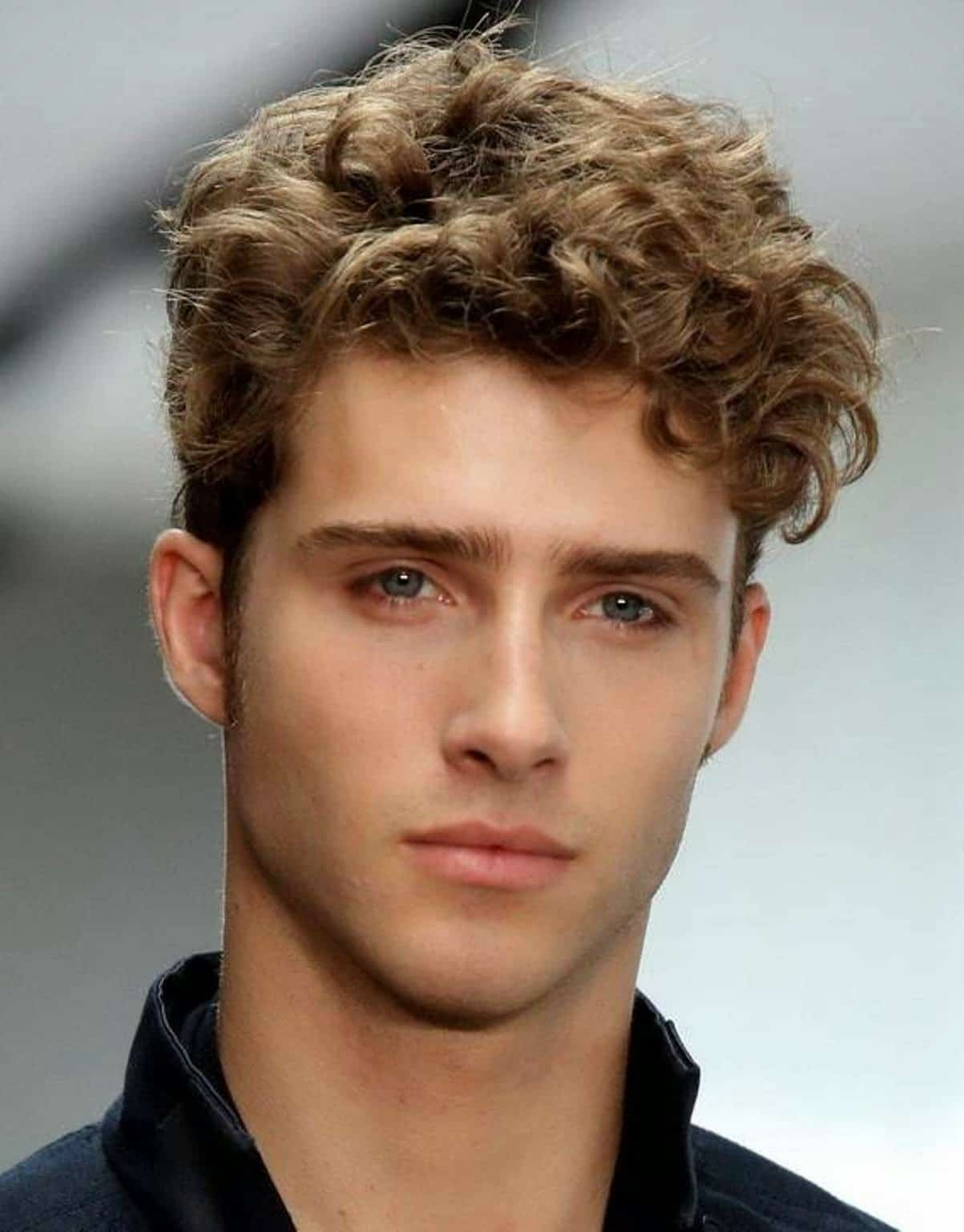 Hairstyles for Boys with Curly Hair