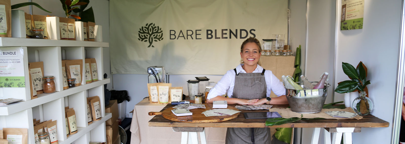 bare blends store