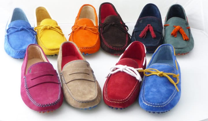 bobbies paris collection loafers different colors