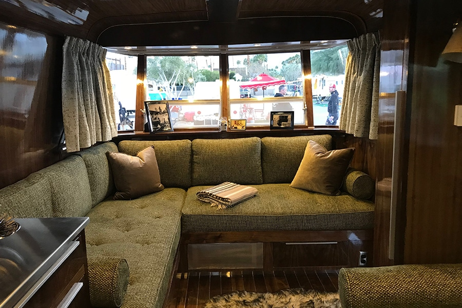 lounge view trailer