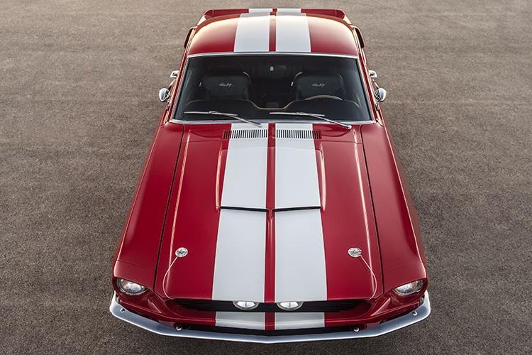 1968 mustang g.t.500cr top