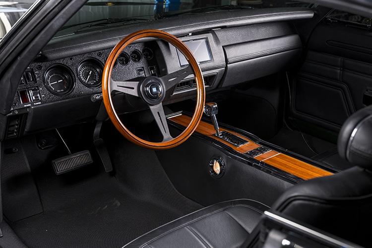 1970 dodge charger defector steering