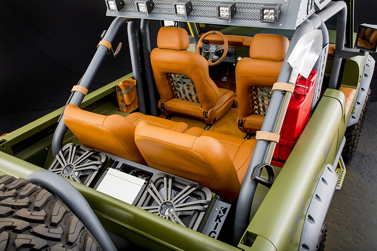 rmd garage ford bronco seats