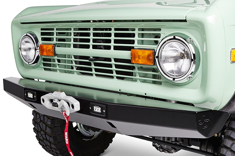 headlight classic ford bronco