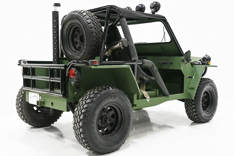 wolverine m151a2 back wheel display