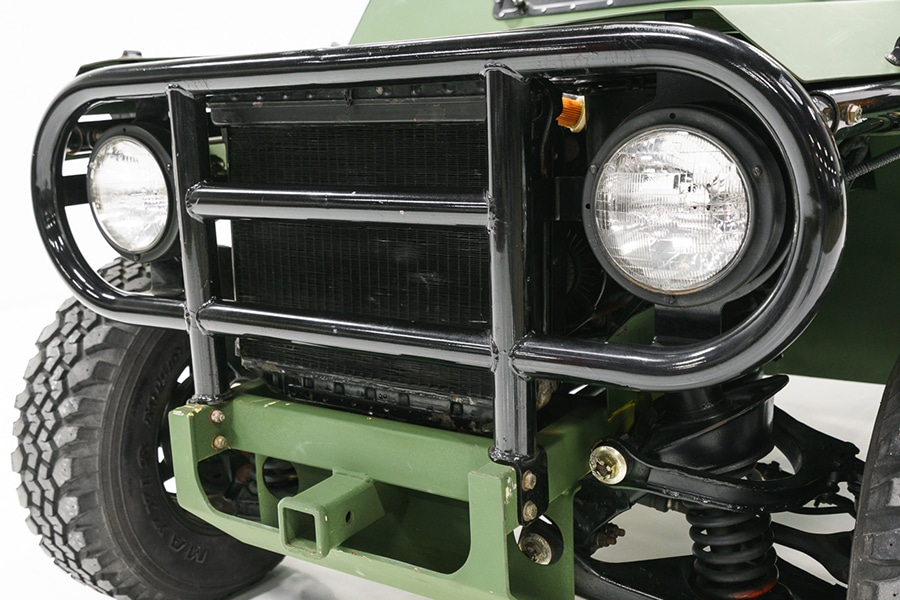 wolverine m151a2 vehicle headlight
