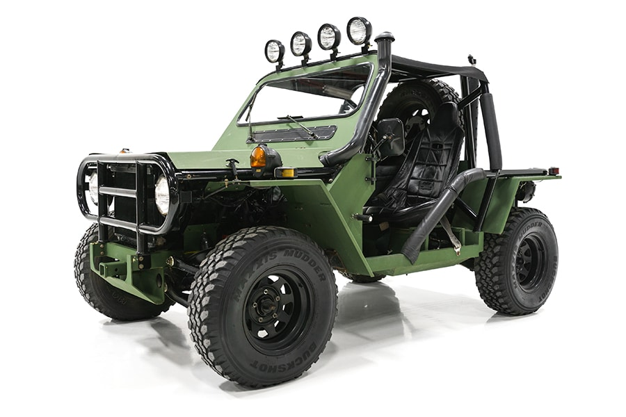 wolverine m151a2 car