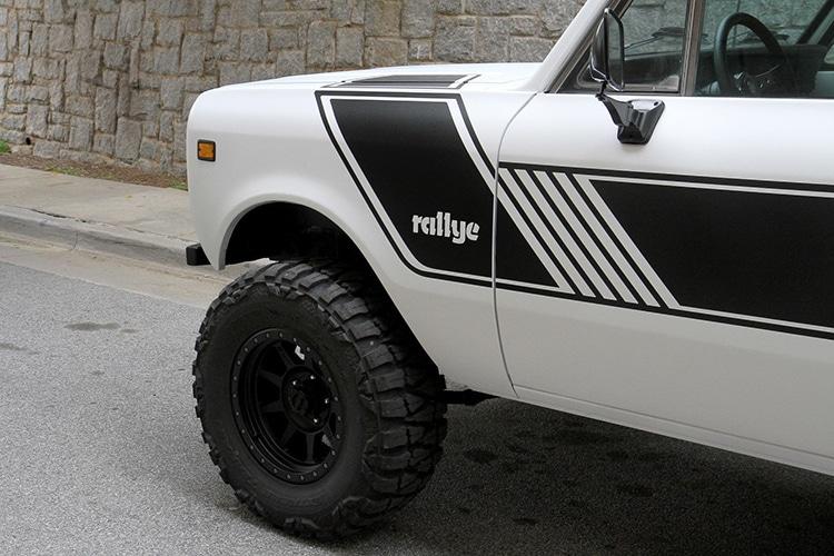 1983 popular scout ii wheel