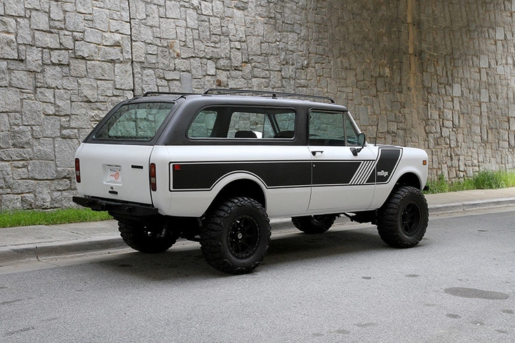 1986 popular scout ii on the road