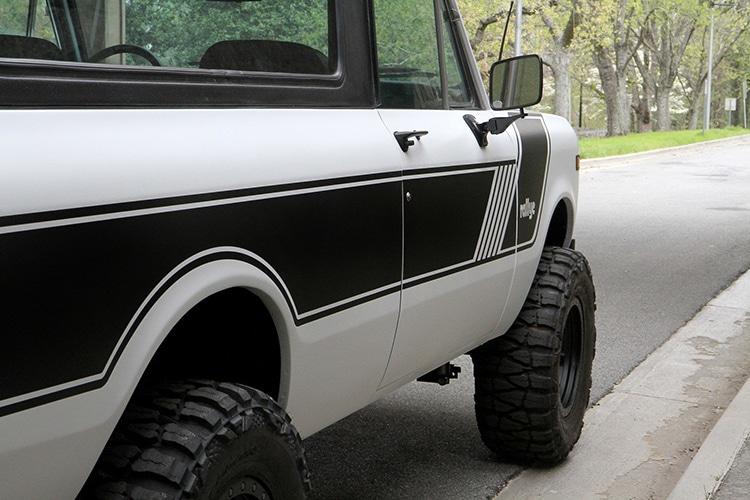 1980 popular scout ii tires