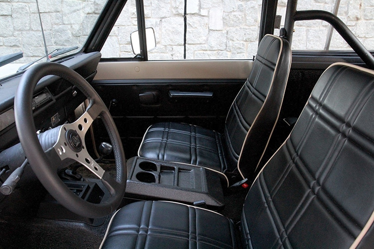 1983 harvester scout ii seats and steering