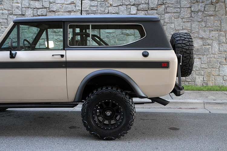 1985 harvester scout ii tire