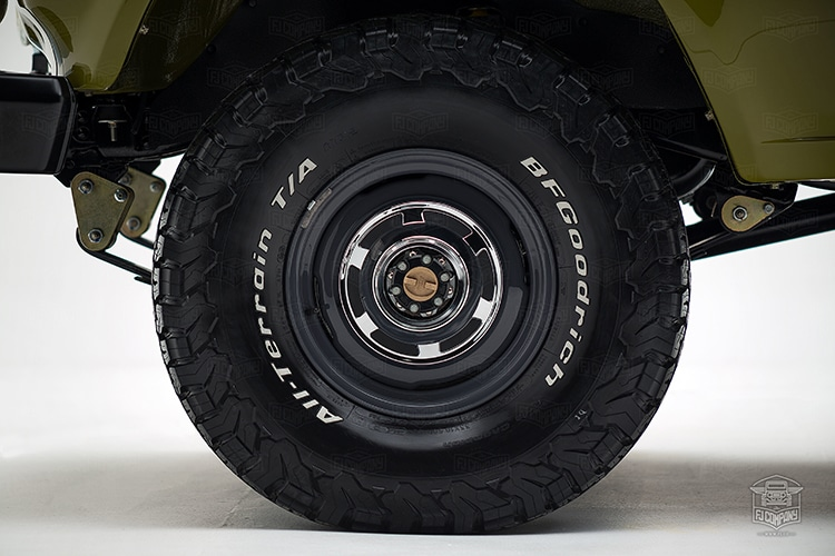 wheel view 1986 toyota land cruiser