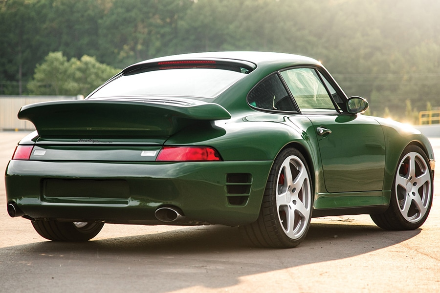 ruf vehicle side view