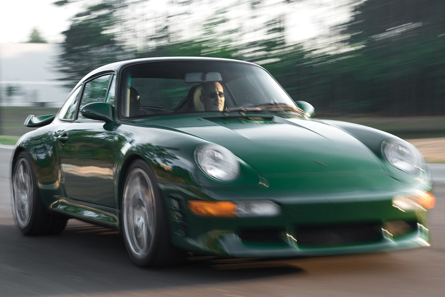 running condition 1998 ruf turbo car