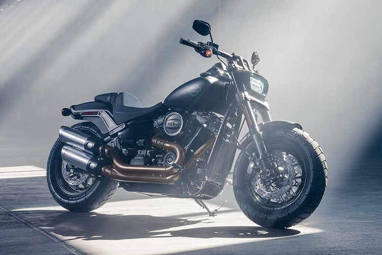 2018 harley davidson fat bob motorcycle outlook