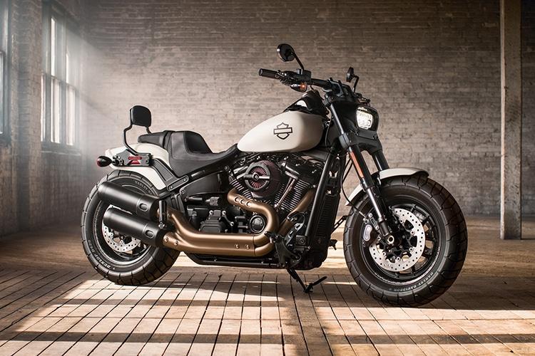 2018 harley davidson fat bob motorcycle launched