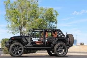 jeep wrangler unlimited custom