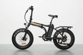 radmini electric folding fat bike released