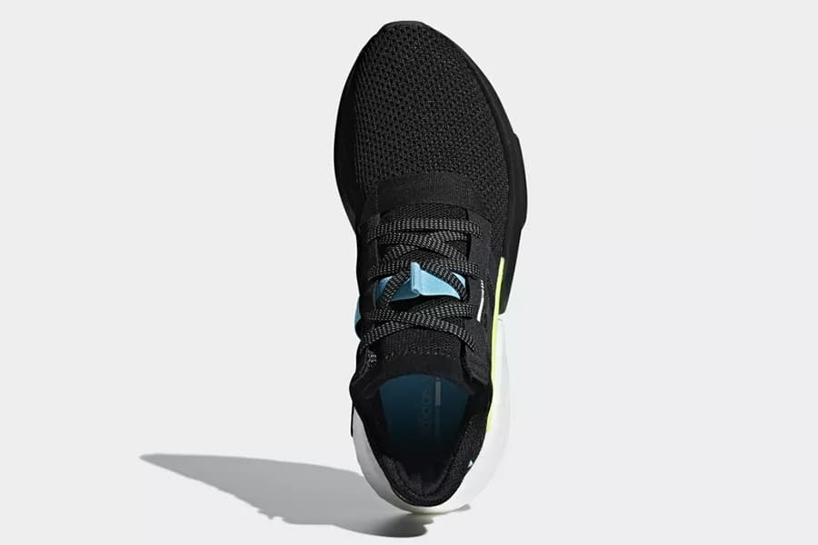 adidas pod top view shoe