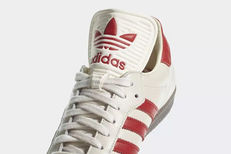 athletes samba adidas shoes
